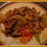 Pork Fajitas