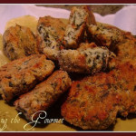 Spinach and Cheese Ball Appetizers