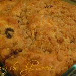 Easy Blueberry Crumb Cake