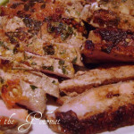 Jalapeño Marinated Pork Fillet
