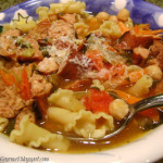 Delicious Sausage Soup