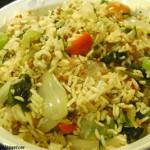 Rice and Barley Side Dish
