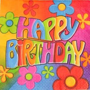 It's My Birthday!