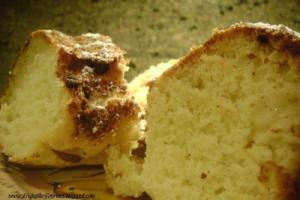 Creamy Sour Cream Pound Cake!