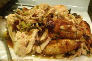 Far East Roasted Chicken