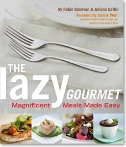 The Lazy Gourmet: Portobello Mushroom Sandwiches