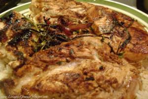 Southwest Style Chicken