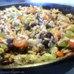 Quick & Easy ~ Black Beans & Rice!