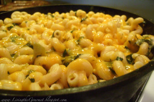 Awesome! No Bake ~ Macaroni and Cheese!