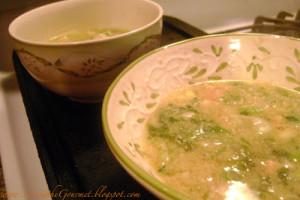 Wok–N-Roll Soup!!