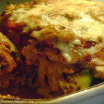 Zucchini Bread Parmesan
