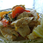 Grilled Sage and Basil – Chicken Salad!