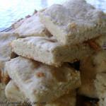 Almond Shortbread Cookies!!!