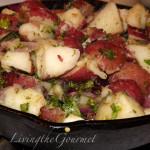 Warm Red Potato Salad!!!
