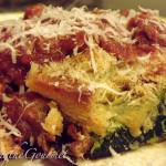 Zucchini and Mushroom Parmesan Bake!!!