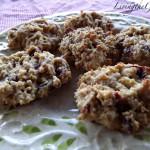 Back to Basics ~ Oatmeal Craisin Cookies