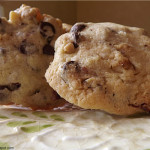 Dynamic Duo: Bakery Style Chocolate Chip Cookies
