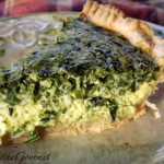 Spinach & Feta Quiche!!!