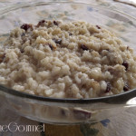 ~ Creamy Rice Pudding ~