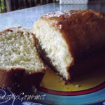 ~ Lemon Tea Bread ~
