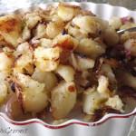 ~ Home Fried Potatoes ~