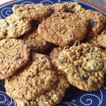 ~ Oatmeal and Craisin Cookies ~