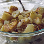 ~ Quick and Easy Home Fried Potatoes ~