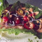 ~ Roasted Red Pepper Salad Dressing ~
