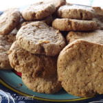 ~ Walnuts and Oats ~ Cookies ~