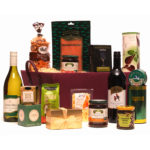 Living the Gourmet Proudly Presents Hampers