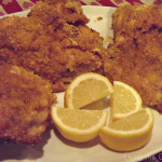~ Oven Fried Chicken Breast ~