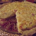 ~ Zucchini Quiche ~