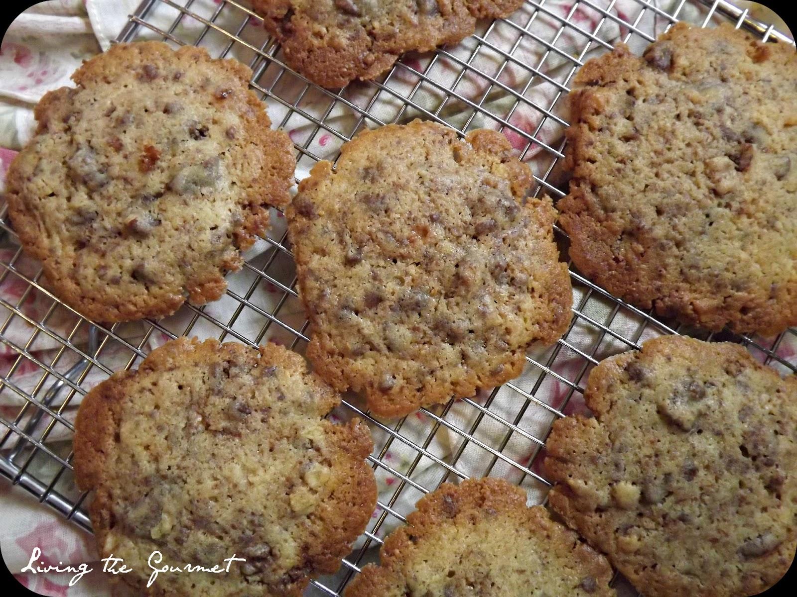 Living the Gourmet: Potato Chip Cookies