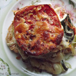 Bread and Vegetable Lasagna