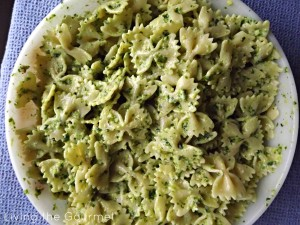Pesto & Yogurt Pasta
