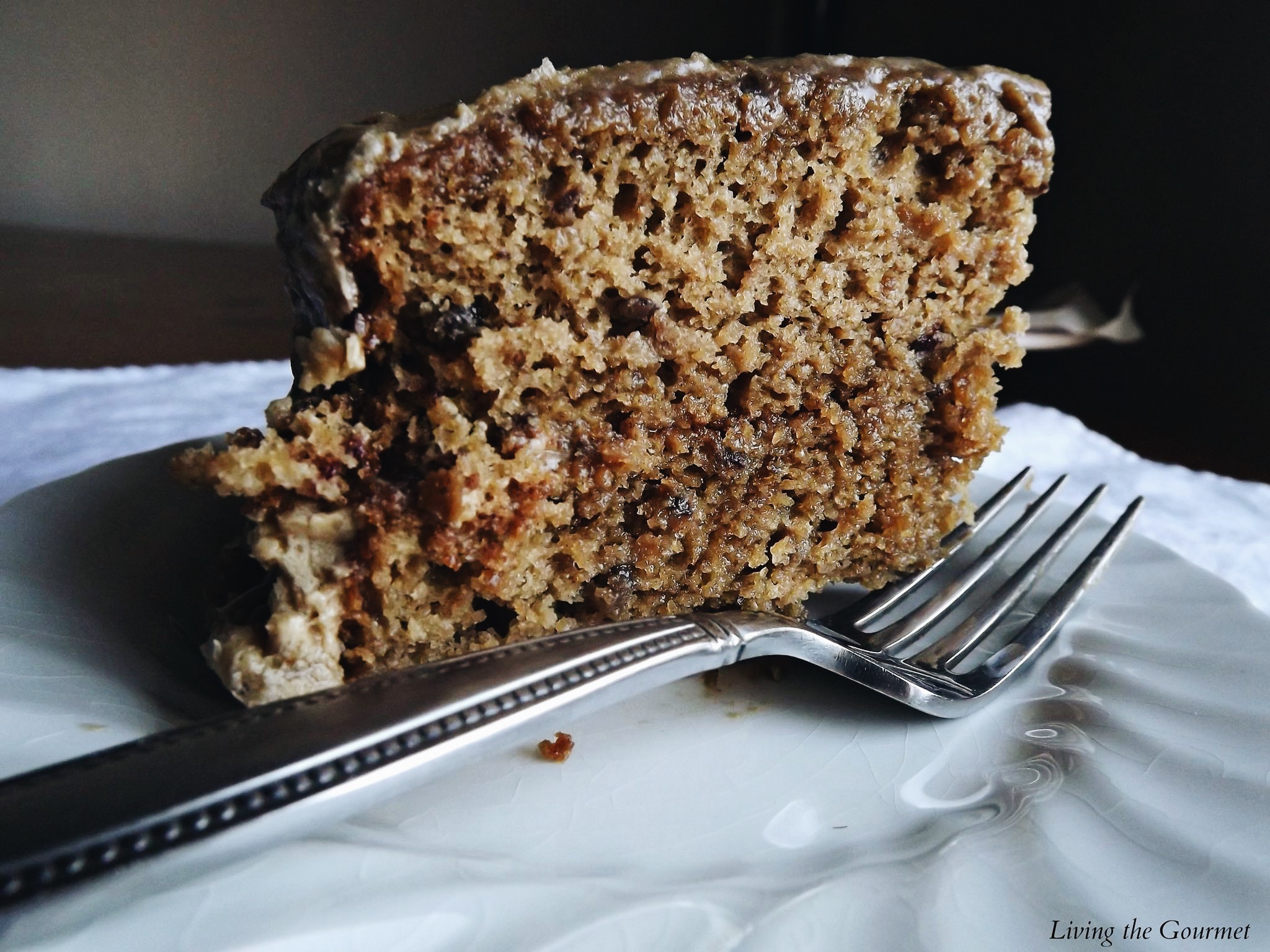 Living the Gourmet: Date Cake