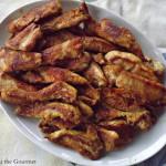 Grilled Chicken Breast Strips