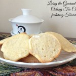 Oolong Tea Cookies
