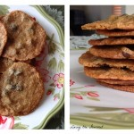 Thin Crisp Chocolate Chip Cookies [By Tammy]