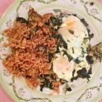 Iberia Rice with Eggs