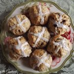 No-Rise Hot Cross Buns