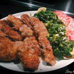 Pork Loin Milanese