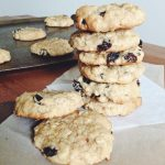 Blogger Help & Oatmeal Raisin Cookies
