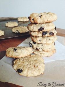 Blogger Help & Oatmeal Raisin Cookies