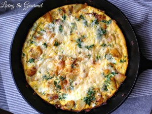 Mother's Day and a Potato Frittata
