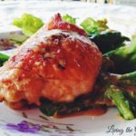 Citrus Chicken Thighs with Mustard Vinaigrette
