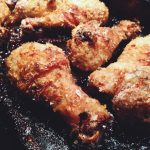 Deviled Chicken Drumsticks