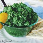 Fresh Spinach and Gorgonzola Dip