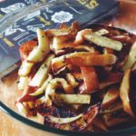 Savory Apple Frites featuring Frites Cookbook