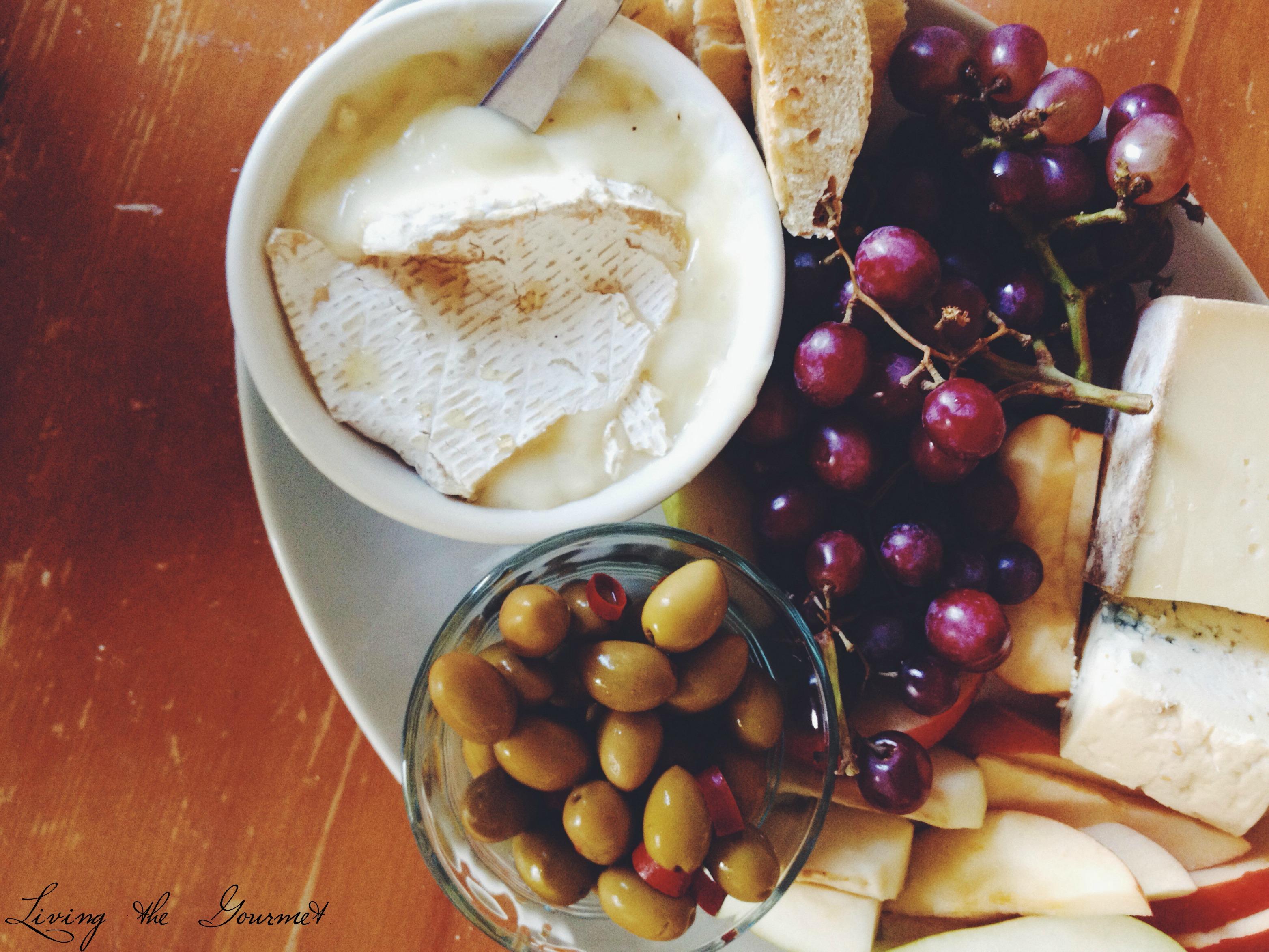 European Cheese Platter